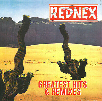 CD Rednex Greatest Hits And Remixes 2CDs