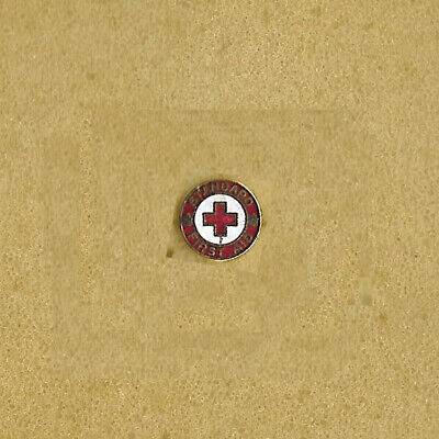 Standard First Aid Brigade Pin Old