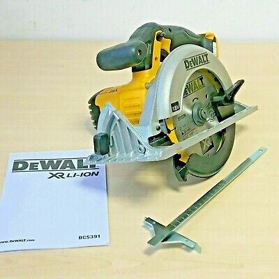Dewalt DCS391N 18v XR li-ion circular saw naked - body only DCS391 *BOXED*