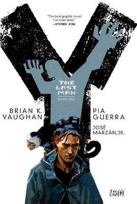Y: The Last Man Book 1 TP by Vaughan, Brian K., NEW Book, FREE & Fast Delivery,