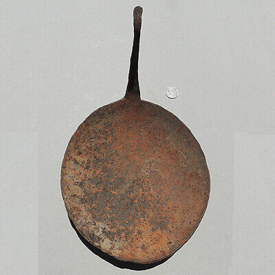 a forged iron concave african hoe currency nigeria  #59