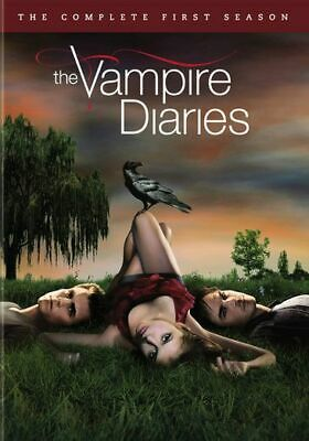 TV Show - The Vampire Diaries The Complete First Season (DVD, 2010) 5-Discs NEW