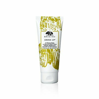 Origins Drink up 10 Minutes Mask to Quench Skin's Thirst 100ml  mascarilla