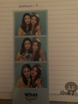 twice what is love official sticker mina dahyun chaeyoung tzuyu