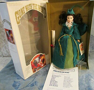 Gone With The Wind Scarlett Ohara World Doll 1989