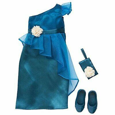 Journey Girls Celebration Outfit - Teal Gown