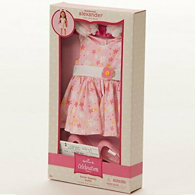 Hallmark Madame Alexander Doll Easter Sweetie Outfit