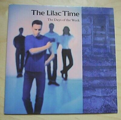 """Lilac Time Days Of The Week 7"""" P/S Uk"""