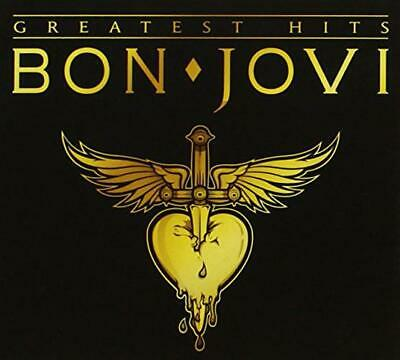 Greatest Hits: The Ultimate Collection, Bon Jovi, Audio CD, New, FREE & FAST Del