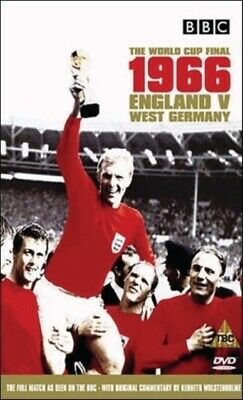 Neu The Weltmeisterschaft Final 1966 - England Vs West Deutschland DVD