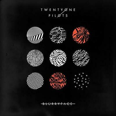 Blurryface, Twenty One Pilots, Audio CD, New, FREE & FAST Delivery