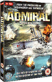 The Admiral [DVD] [2008], New, DVD, FREE & FAST Delivery