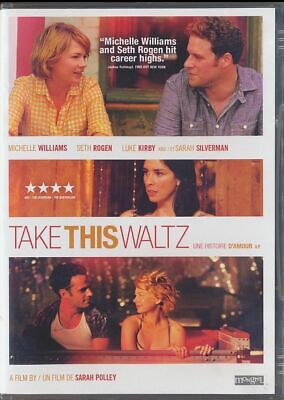 Take This Waltz (DVD, 2012, Canadian, Widescreen) a Sarah Polley film