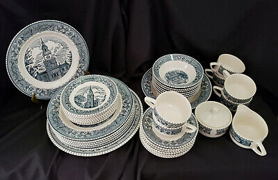 CAVALIER IRONSTONE - Royal China - Assorted Dinnerware - Excellent Condition