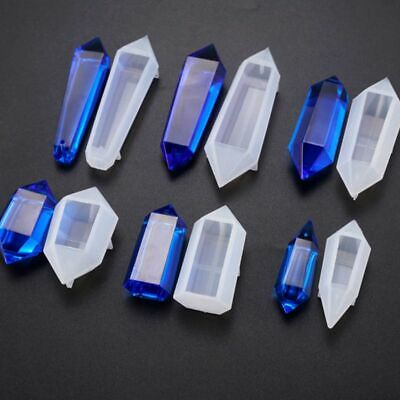 Soft Crystal UV Epoxy Mould DIY Pendant Mold Jewelry Silicone Molds Ornaments