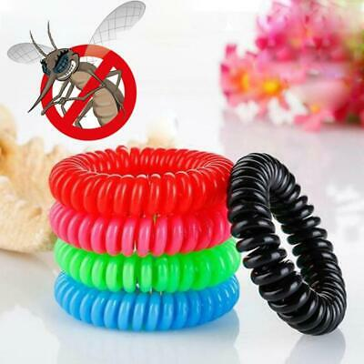 Mosquito Repellent Bracelets 10 Pack All Natural  Deet Free and Waterproof Bands