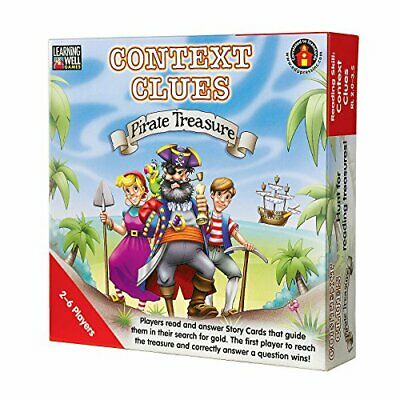 Edupress Context Clues Game, Red Level (EP60302)