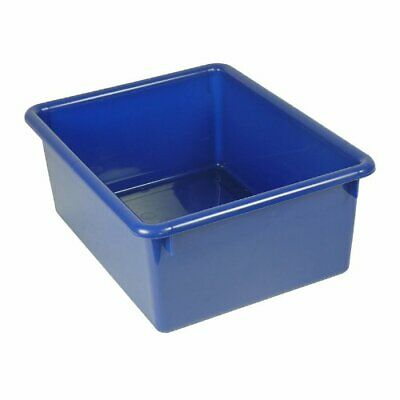 5IN STOWAWAY LETTER BOX BLUE NO LID by ROMANOFF PRODUCTS