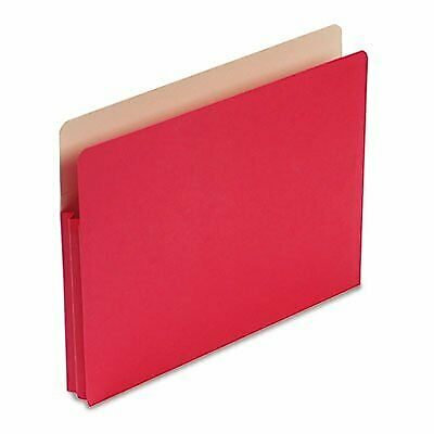 Smead Products - Smead - 1 34 Expansion Colored File Pocket, Straight Tab, Le...