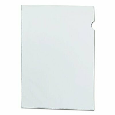 Pendaflex 61004EE See-In File Jackets for Active Use, Ltr, Vinyl, CLR, 50Bx (...