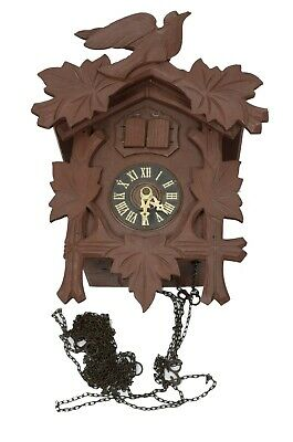Vintage Swiss Musical Movement Cuckoo Clock Gueissaz 442 Germany Parts Repair