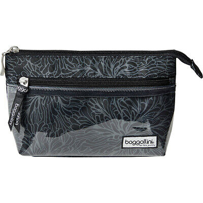 baggallini Cosmetic Pouch 4 Colors Toiletry Kit NEW