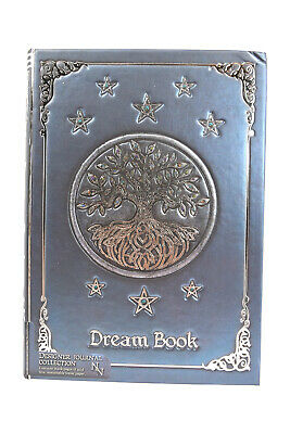 Nemesis Now Blue Tree of Life Dream Book Embossed Journal Notebook