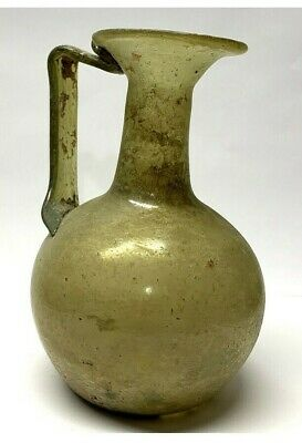Ancienr Roman glass jug