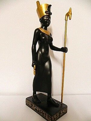 Neith Egypt,8 11/16in Figure,New,Collector's Figurine,Made from Polyresin,Egypt