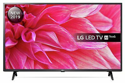 LG 43LM6300PLA 43 Inch Full HD 1080p HDR Smart WiFi LED TV - Black