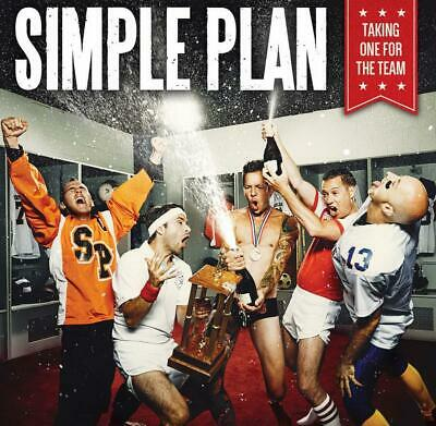 Simple Plan Taking One for the Team VINYL LP STEREO © 2016 New Sealed