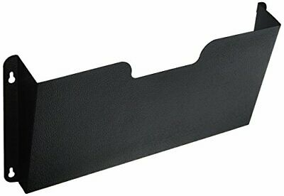 Buddy Products Wall Pocket, Steel, Legal Size, Black (5202-4)