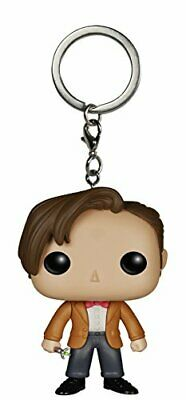 Funko Doctor Who - Dr 11 Action Figure Pocket Pop Keychain