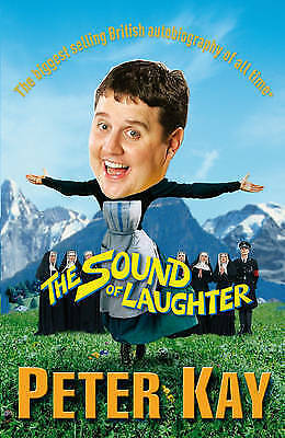 The Sound of Laughter by Peter Kay, Good Used Book (Paperback) Fast & FREE Deliv