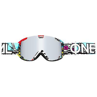 ONeal B-30 Kinder Brille Goggle CRANK Youth Moto Cross Downhill MX Mountainbike