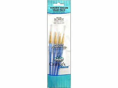 R&l Crafters Choice 4pc Detail Set