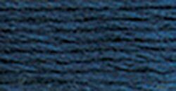 DMC Six Strand Embroidery Cotton 100 Gram Cone Navy Blue Medium