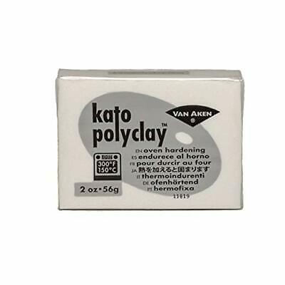 Van Aken International VA12289 Kato Polyclay 2oz Pearl