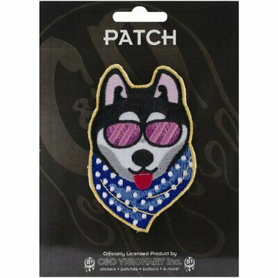 Application Cool Dog Patch