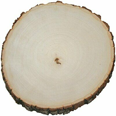 Basswood Thick Round Extra Large-11 To 12