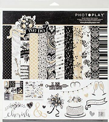 Photoplay Paper Photo Play We Do Collection Pack 12x12