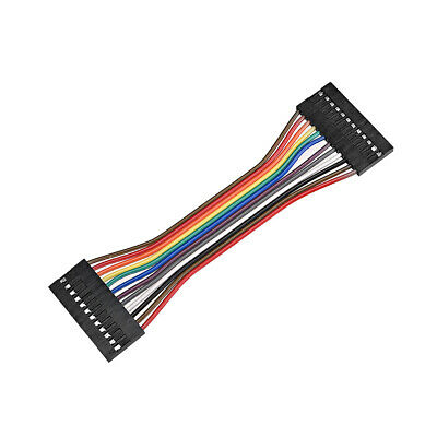 Jumper Wires 12-Pin Female to Female 10cm Ribbon Cables for Breadboard Arduino