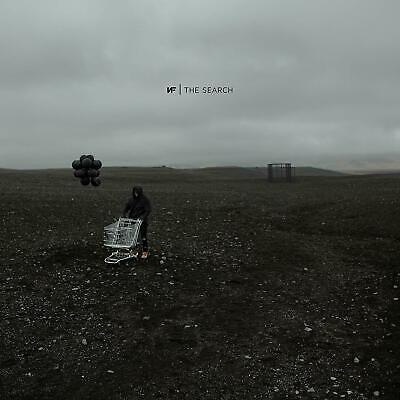 NF THE SEARCH CD ALBUM (Released July 26th 2019)