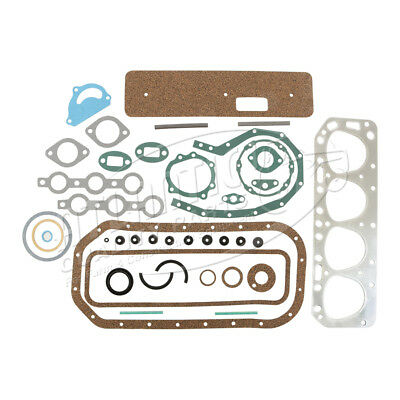 """800 801 900 901 4000 Ford Tractor Complete Gasket Set 1/2"""" Head Bolts 🎯"""