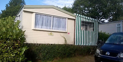 siblu caravan holiday in pont aven brittany france may 2020