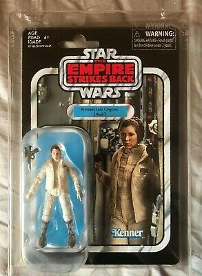Vintage Collection PRINCESS LEIA VC02 TVC 2019 *IN HAND*!!! HOTH