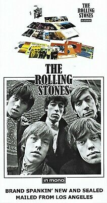 THE ROLLING STONES IN MONO - 15 SHM CD's - REMASTERED + Mailed-From-Los Angeles