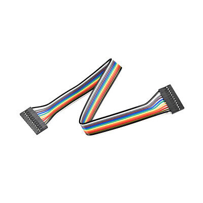 Jumper Wires 12-Pin Female to Female 30cm Ribbon Cables for Breadboard Arduino