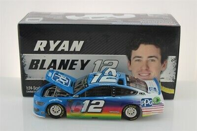 2019 RYAN BLANEY #12 PPG Paints 1:24 625 Made In Stock Free Shipping