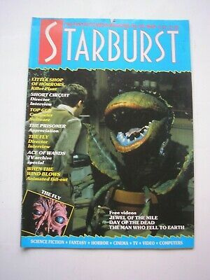 STARBURST magazine #103 March 1987